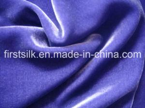 Silk Velvet Fabric pictures & photos