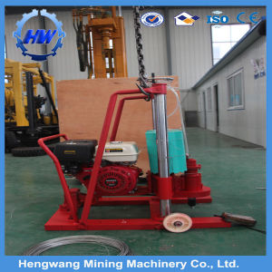 Hot Sale 5.5 HP Core Drilling Machine with Gasoline Engine pictures & photos