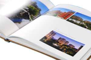 Four Color Hard Cover Paper Catalogue Printing for Company (A01) pictures & photos