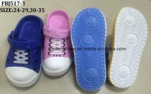 New Style EVA Children Garden Shoes Beach Shoes Slipper Shoes (FBJ517-3) pictures & photos