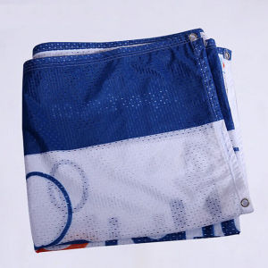 Air Polyester Flag, Polyester Mesh, Advertising Polyester Flag pictures & photos