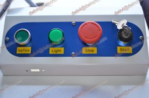 Cheap 20W Fiber Laser Color Metal Marking Marker Machine Price pictures & photos