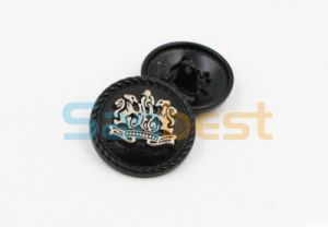 High Quality Fancy Colorful Metal Buttons for Jeans pictures & photos