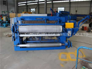 Stainless Steel Electric Welded Wire Mesh Machine pictures & photos