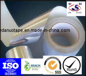 Self Adhesive Aluminum Foil Duct Tape for HVAC Sector pictures & photos