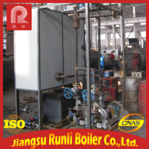 High Efficiency Horizontal Water Tube Oil Boiler with Electric Heating pictures & photos