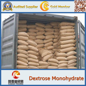 China Manufacturer/Food Grade /Sweetener Dextrose Monohydrate pictures & photos
