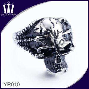 Yr010 Skull Ring pictures & photos