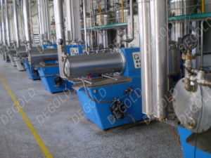 Horizontal Nanoemter Bead Mill for Pharmaceutical pictures & photos