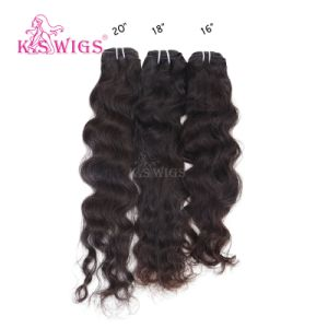 Top Raw Virgin Remy Hair Brazilian Human Hair pictures & photos