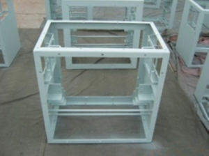 Sheet Metal Powder Coating Frame, Precise Metal Shield, Protective Shell pictures & photos