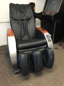 Coin Operated Massage Chair Bulk From China with Coin Box pictures & photos