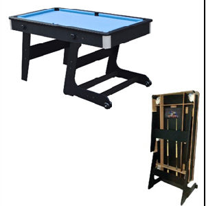 5′ Foldable Leg Pool Table pictures & photos