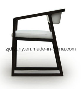 Modern Style Wood Leather Dining Chair (C-57) pictures & photos