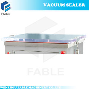 Double Side Rice Vacuum Packing Machine (DZ-650R) pictures & photos