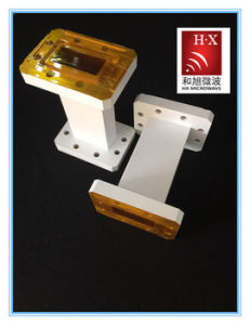Wr137 Twisted Waveguide Rigid Waveguide From Hexu Microwave pictures & photos