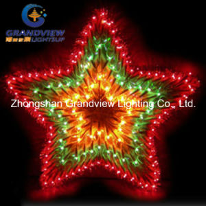Animated 50cm Star Christmas Motif Lights pictures & photos