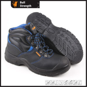 Industrial Leather Safety Shoes with Steel Toecap (Sn5314) pictures & photos