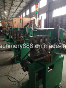 Double Locked Flexible Metal Tube Manufacturing Machine