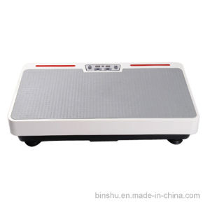 Full Body Building Vibration Plate Fit Massager with 200W Motor pictures & photos