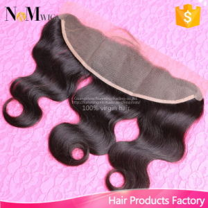 Promotions! China Top Selling 130% Density Lace Frontal Closure 13X4 with Large Stocks pictures & photos