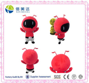 Cartoon Red Ant Soft Toy Chinese Plush Toy pictures & photos