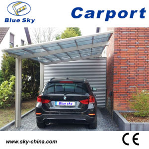 Durable Aluminum Polycarbonate Car Garage (B800) pictures & photos