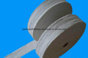 Ceramic Fiber Tape with Stainless Steel Wire Aluminium Coating pictures & photos