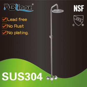 SUS 304 Surface Mounted Shower Faucet (AB207) pictures & photos
