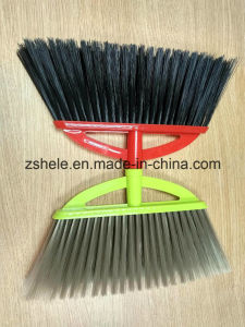 Plastic Household Broom (HL303L) pictures & photos
