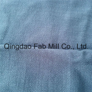 55%Linen 45%Polyester Fabric for Hometextile (QF16-2528) pictures & photos