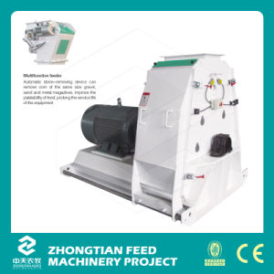Tear Circle Wide Hammer Mill Machine for Bean / Corn / Sorghum pictures & photos