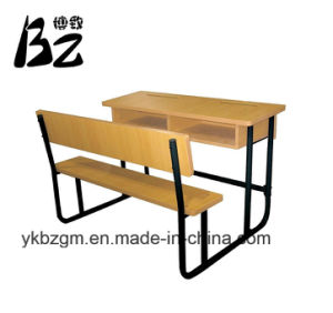 Hot Sale Large Double Table and Chair (BZ-0076) pictures & photos