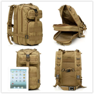 9-Colors Level III Tactical Military Army Backpack Camping Hiking Bag pictures & photos