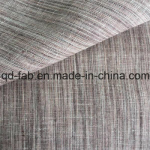 Hot Sale Tie-Dyed Linen Fabric (QF16-2475) pictures & photos