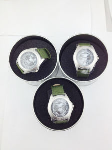 2015 Newest Mold Customised Design Nylon Sport Watch pictures & photos