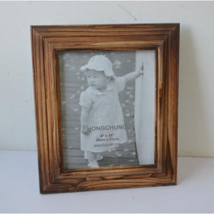 New Solid Wood Photo Frame for Home Gift pictures & photos