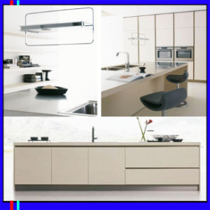 Acrylic MDF Kitchen Cabinet (FY547) pictures & photos