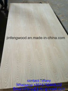 Factory Dictely Sell Furniture Used Nature Ash Veneer MDF pictures & photos