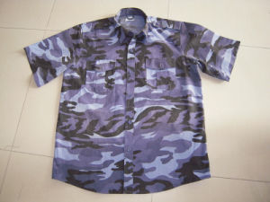Military Uniform Shirt pictures & photos