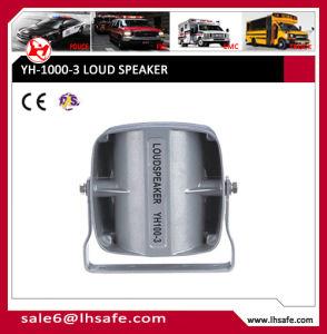 Metallic 100W Siren Speaker (YH100-3) pictures & photos