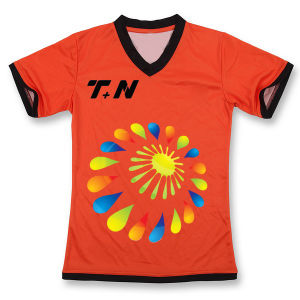 Full Printing Shirts for Tonton Sportswear pictures & photos