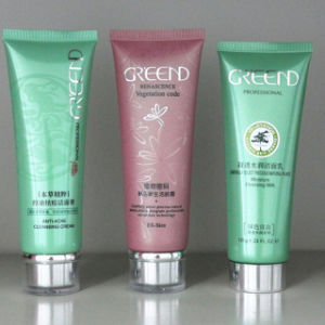 Attractive Plastic Squeezed Packaging Soft Tube for Cosmetics pictures & photos