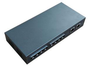 8 Giga Fiber Ports SFP and 2 Giga RJ45 Uplink Network Fiber Switch Full Gigabit (TS0802G) pictures & photos