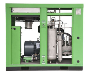 Dwt Oil Free Screw Type Air Compressor Ce pictures & photos