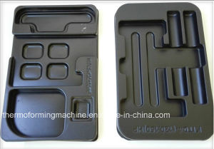 Heavy Gauge Thick Plastic Sheet Mini Vacuum Thermoformer pictures & photos