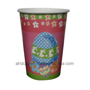 Cute Cartoon 6oz to Go Coffee Cups Wholesale pictures & photos