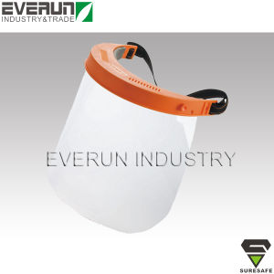 ER9410P CE EN166 Face Protector Economic Clear FaceShield for Brush Cutters pictures & photos