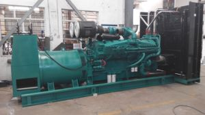Cummins Diesel Generator Set 1250kVA with Competitive Price in China pictures & photos