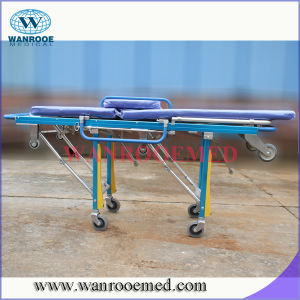 Ea-3A1 Low Position Ambulance Stretcher with Mattess pictures & photos